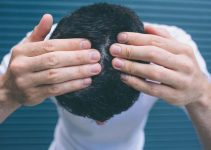 how to stop oily and greasy hair for men