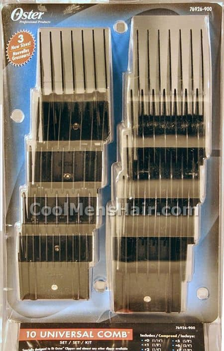 Image of Oster Professional 10 Universal Comb Set