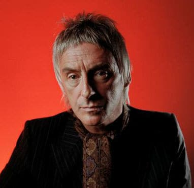 Paul Weller haircut.