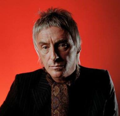 Paul Weller haircut.