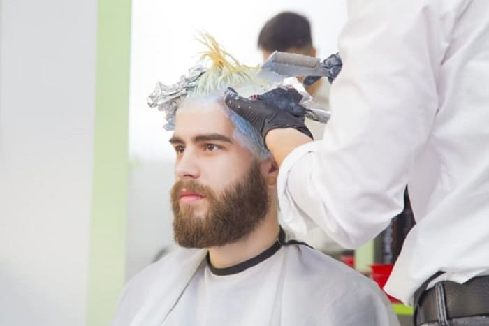 Permanent Hair Color Damages hair