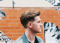 pompadour comb over