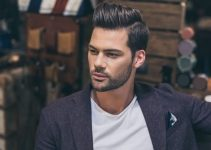 41 Pompadour Haircuts to Try in 2021