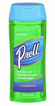 Image of Prell shampoo original.