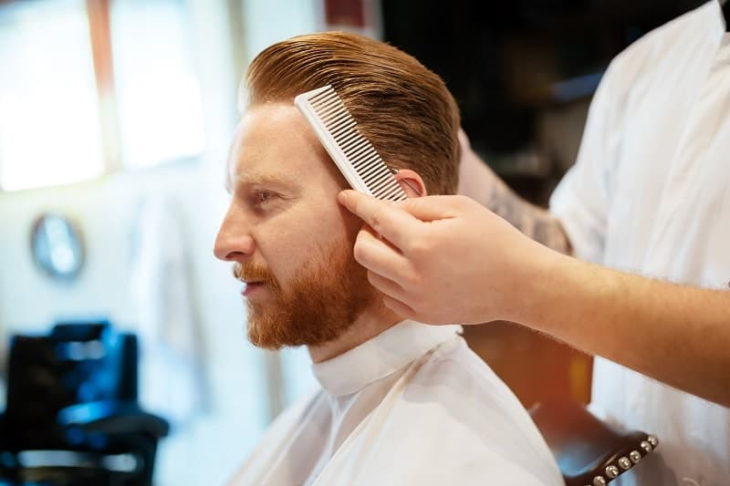 How to Style Professional Hairstyle for Men