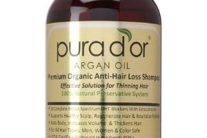 Pura d'or Premium Organic Anti-Hair Loss Shampoo Review