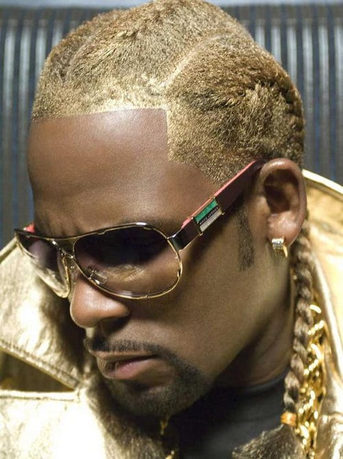 R. Kelly sisqo look.