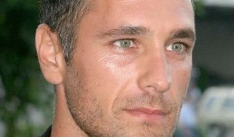 Raoul Bova Short Hairstyle