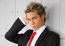 razor cut hairstyles for men