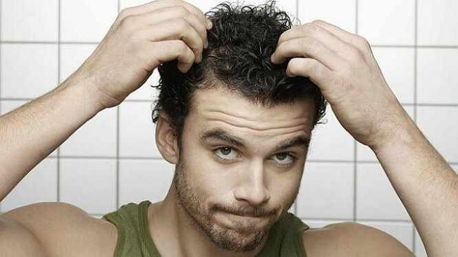 using oil to remove hair wax