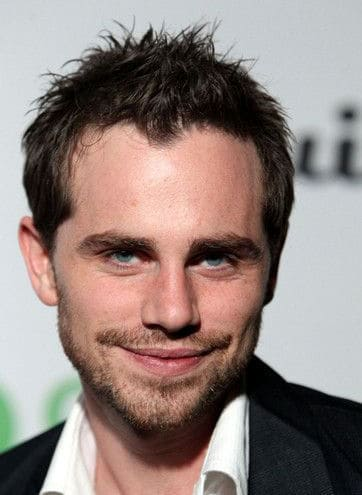 Image of Rider Strong spiky hair.