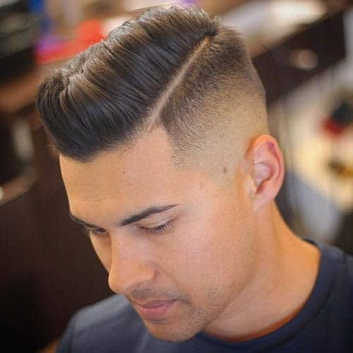 Pompadour Rockabilly Hairstyle for Men
