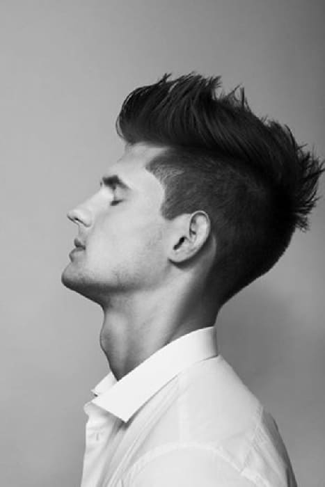 rockabilly hairstyle for guys
