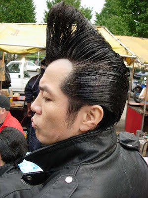 Rockabilly Psychobilly Amp Pompadour Hairstyles Cool Men