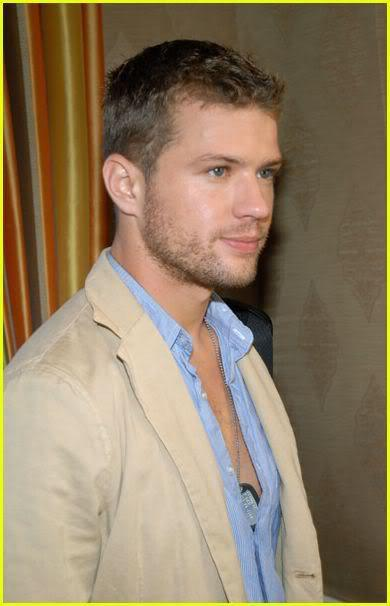 Ryan Phillippe short hairstyle