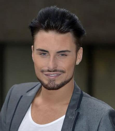 Picture of Rylan Clark hair.