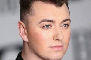 Sam Smith Quiff Hairstyle