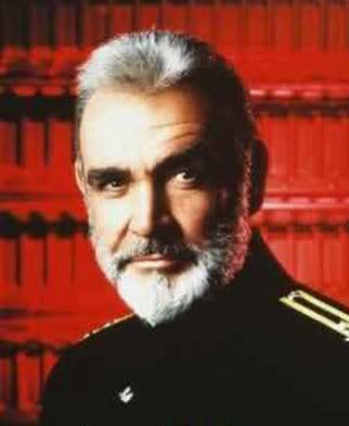 Image of Sean Connery hairstyle.