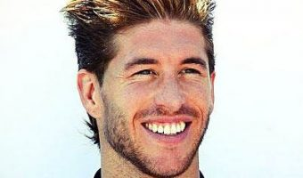 Sergio Ramos With Short Hair