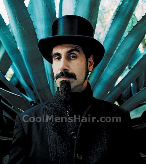 Photo of Serj Tankian.
