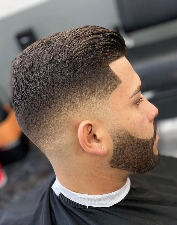 Shadow Taper Fade