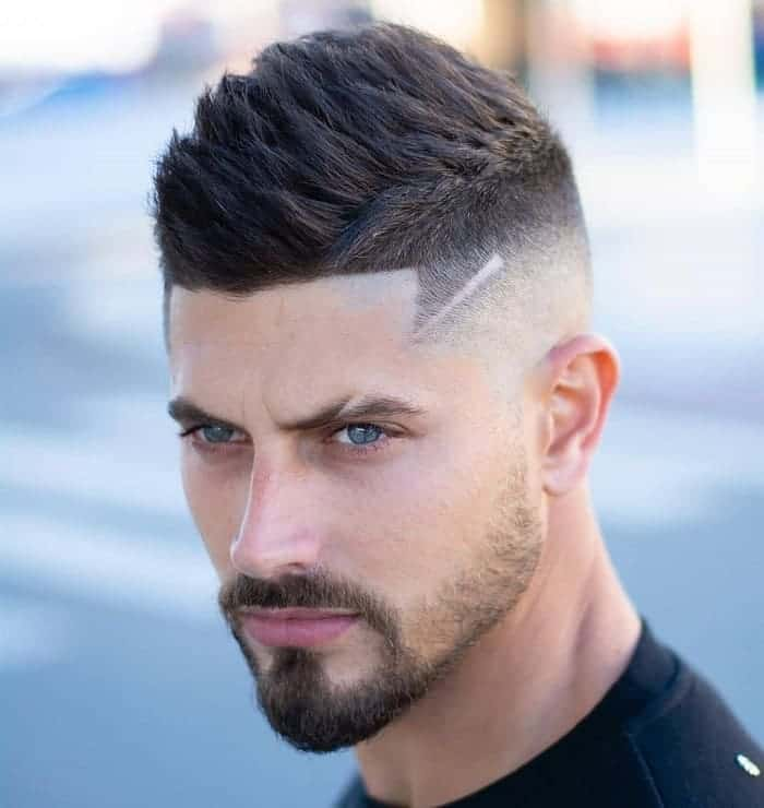 15 Eccentric Hairstyles For Men With Shaved Sides 2019 Trend