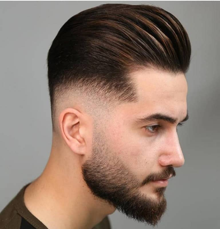 30 Hottest Side Shaved Long Top Haircuts For Men Cool