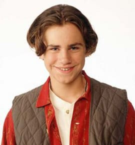 Picture of Shawn Hunter hairstyle.