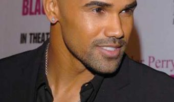 Shemar Moore Short Tapered Hairstyles