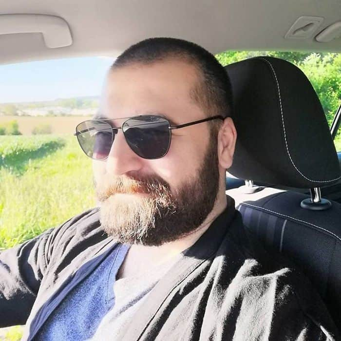best short buzz cut styles for men