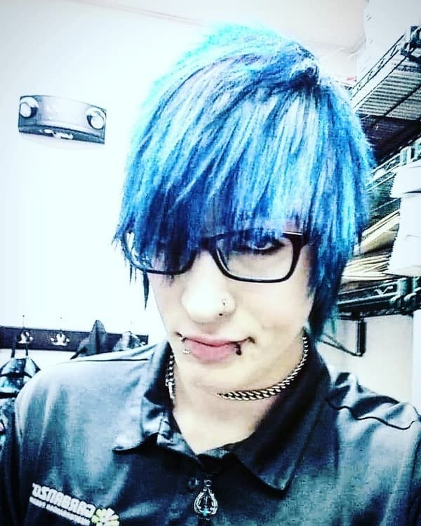 20 Best Short Emo Hairstyles For Boys Guys 2021 Trends