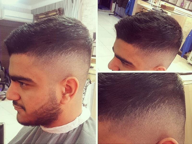 short fade haircuts for men