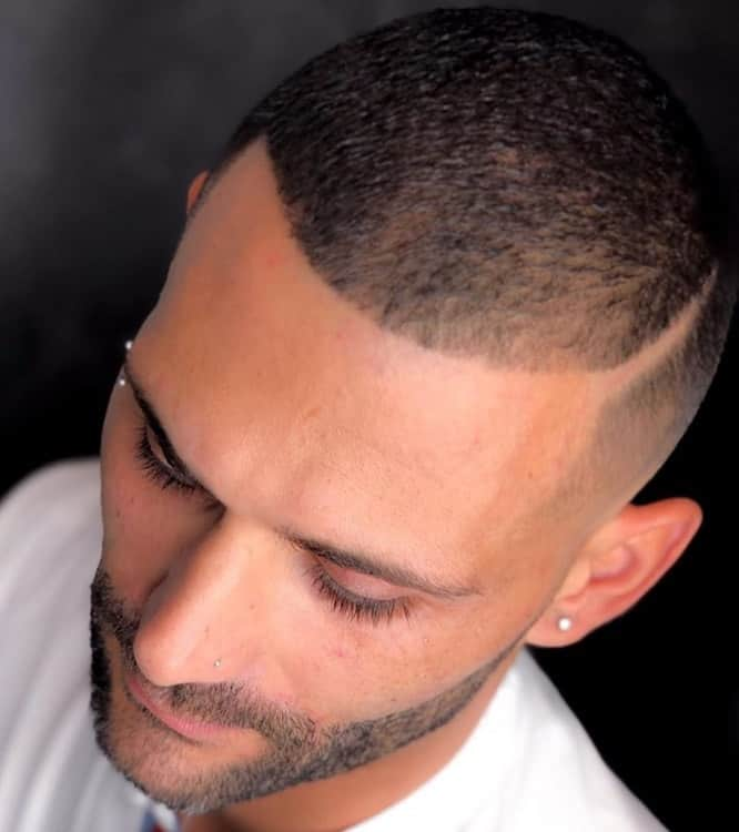 30 Fearless Short Fade Haircuts for Men (2020 Update) \u2013 Cool