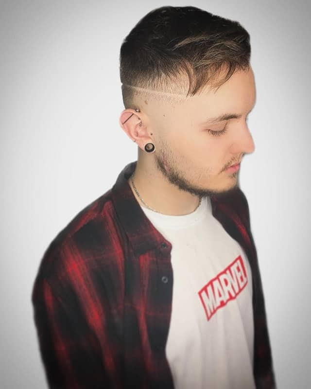 men's short fade haircuts