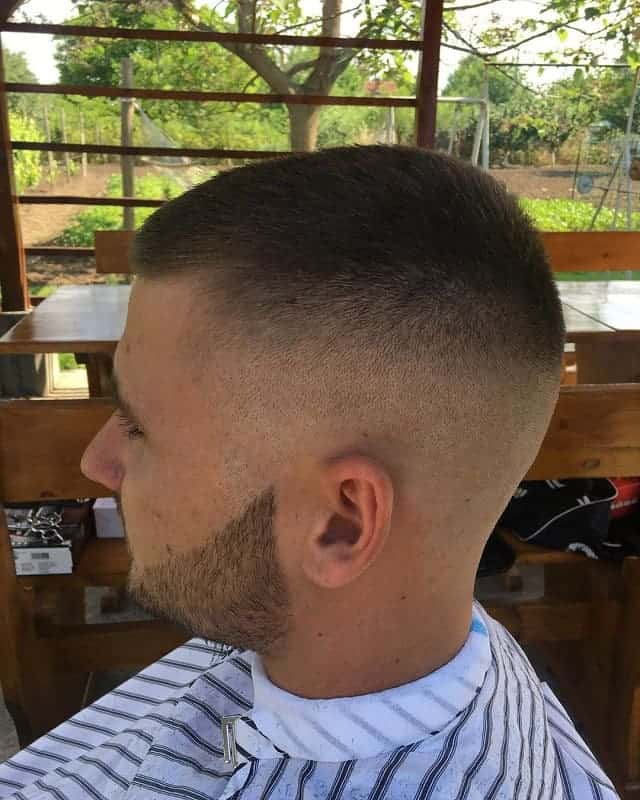 short fade hairstyles for men