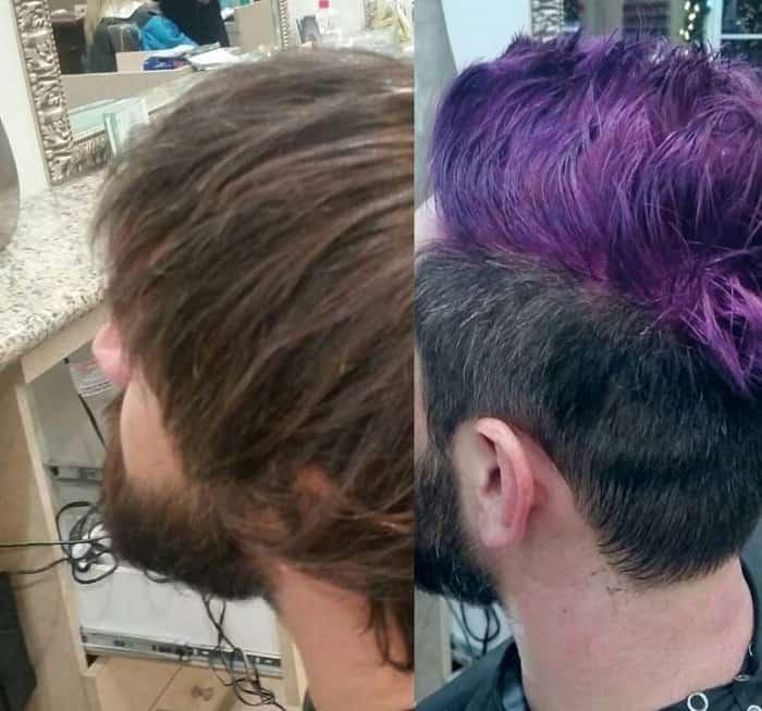 short faux hawk hairstyles for men