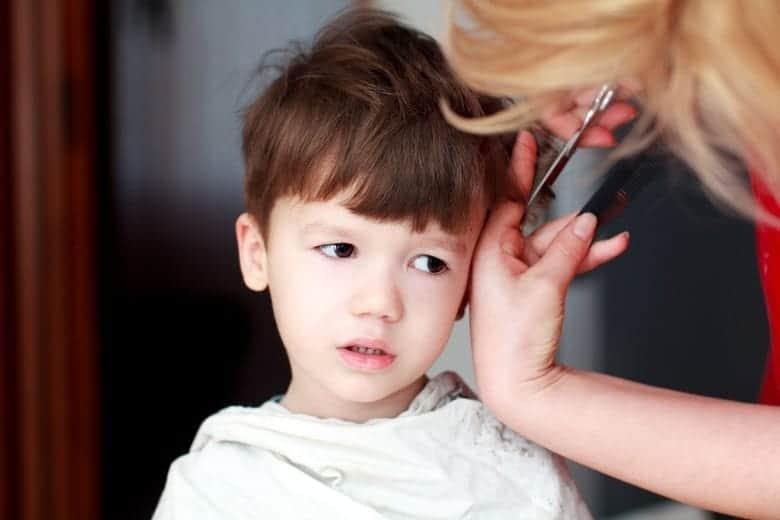short haircut for boys kids toddler