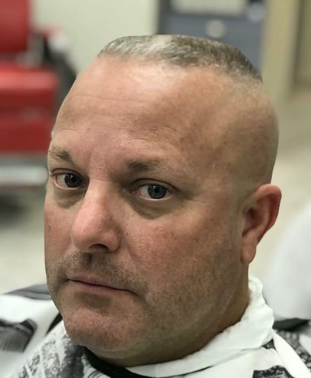 short haircuts for older men