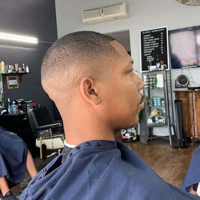 45 Incredible Black Men Short Haircuts Of The Season