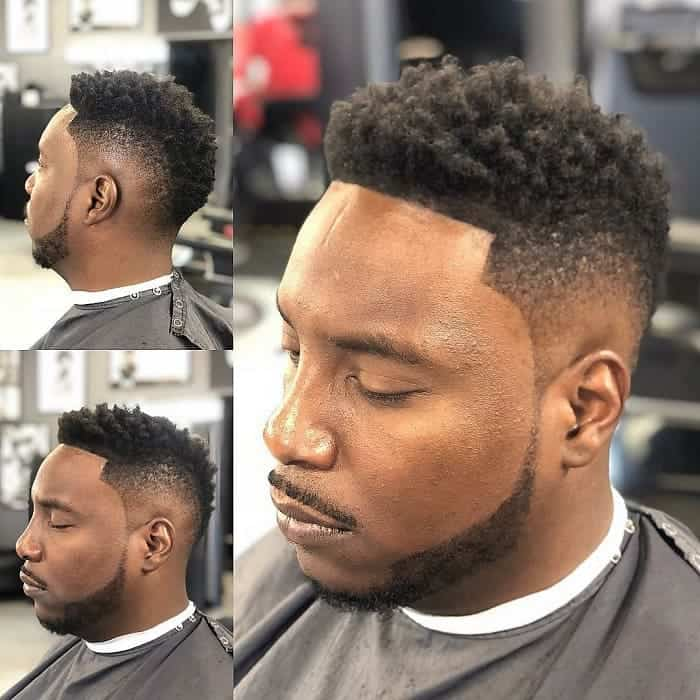 45 Incredible Black Men Short Haircuts Of The Season