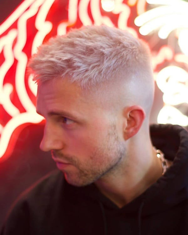15 Attractive Short Haircuts For Men With Thick Hair Cool