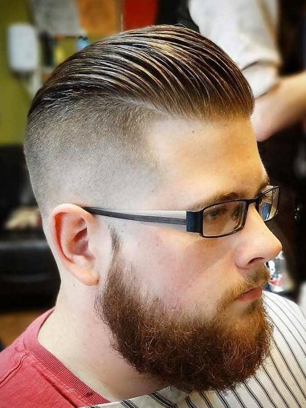 men's short haircuts for thin hair