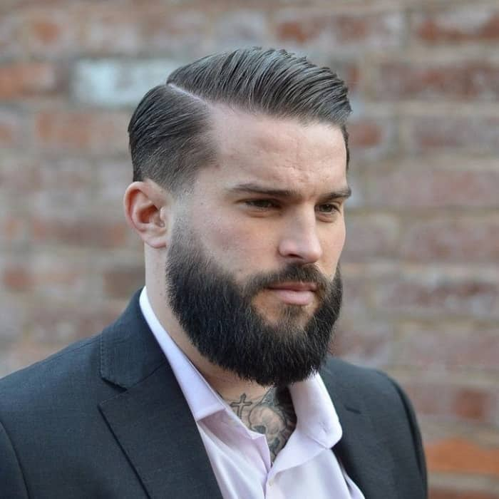 short hairstyles for men with thin hair