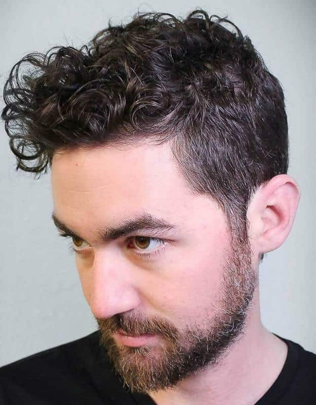 15 Superb Short Hairstyles for Men with Thin Hair - Cool ...