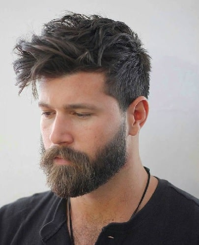 7 of The Coolest Short Messy Hairstyles for Men [2019] – Cool Men\'s Hair