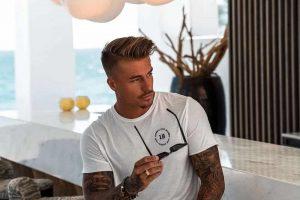 25 Trendiest Side Part Haircuts for Men