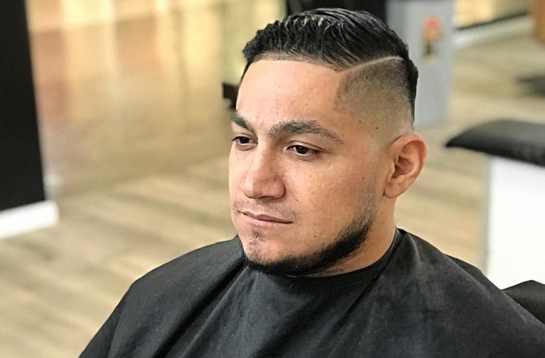 How to Get Skin Fade Comb Over Hairstyle