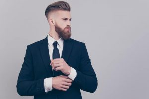 15 Outstanding Slick Back Hairstyles With Fade