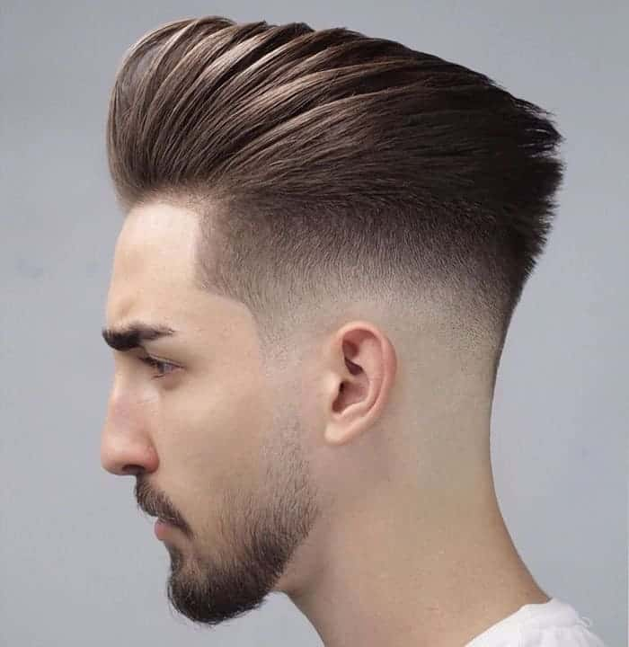 15 Outstanding Slick Back Hairstyles With Fade 2019 Trend
