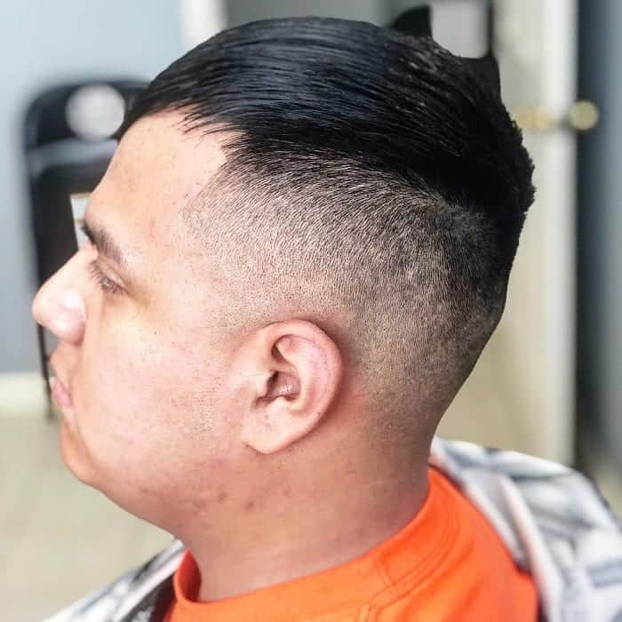 slick back haircuts for latino men
